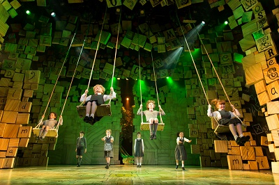 Matilda The Musical coming to Bristol Hippodrome