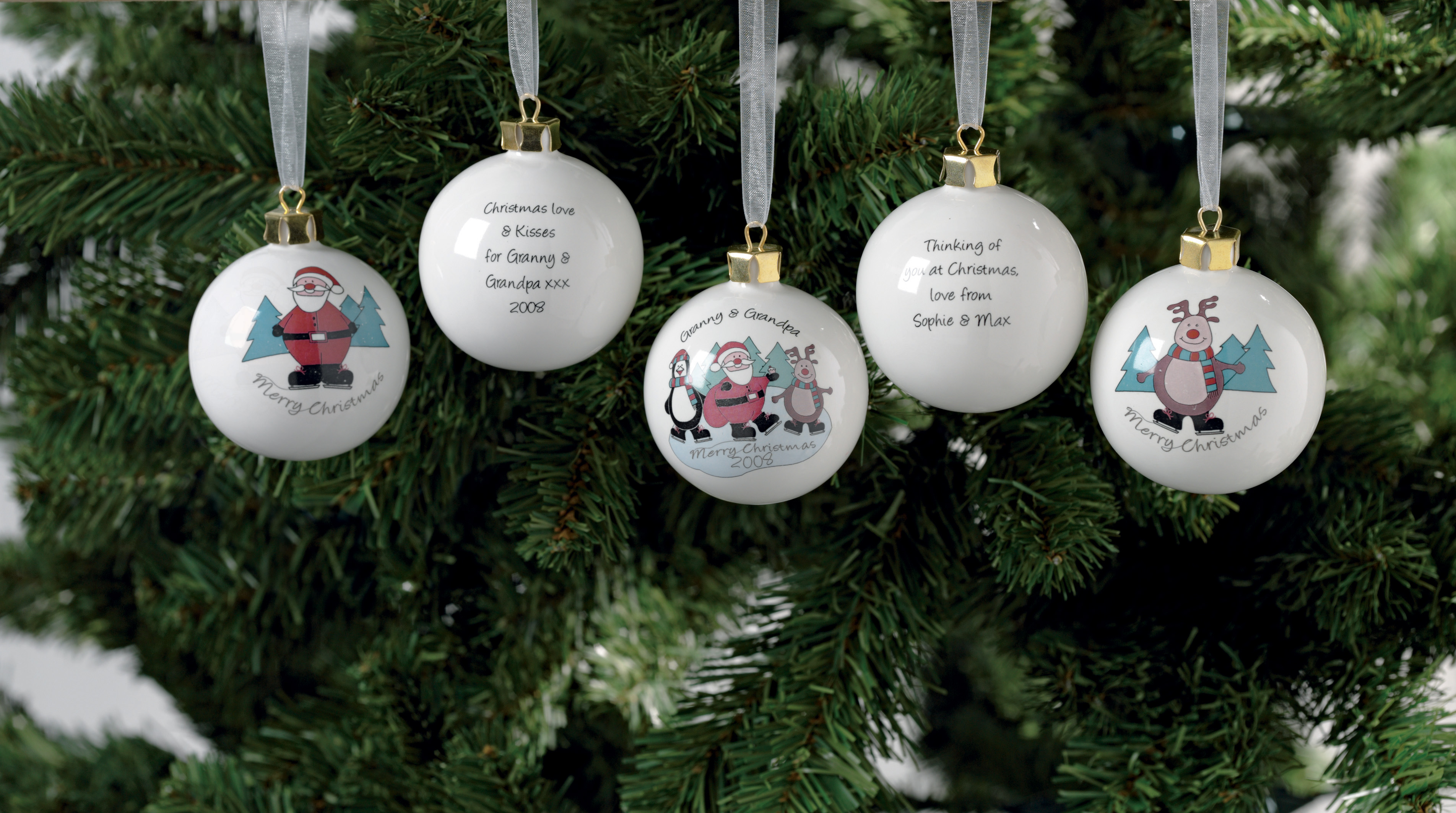 Great Little Christmas Decorations  Chopsy Baby  Online
