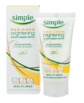 Simple Products review simple products for a and easy daily regime chopsy