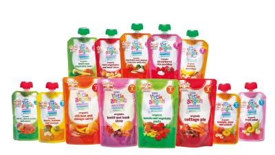 Chopsy Baby Is Reviewing The Asda Little Angels Baby Food