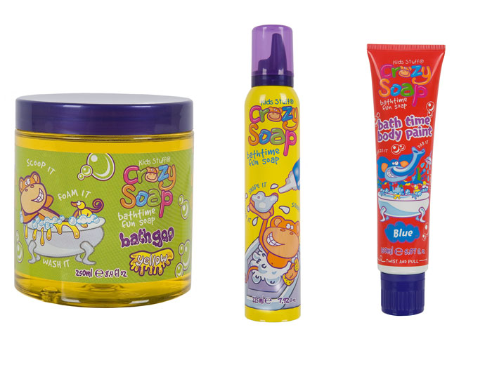 Chopsy Baby is Reviewing... Crazy Soap from Kids Stuff - Chopsy Baby ...