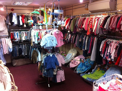 Second Hand Baby Shop Keynsham Bristol Opened By Practically Perfect