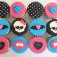 OK. So there comes a point when your dodgy fairy cake mixes just won't do any more. For parents facing this scenario, these Monster High: Ghouls Rule Cupcakes by The...