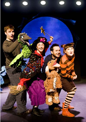 Marvelous Itu0027s A Classic Under Fives Story Book And Now Youngsters Can Enjoy The  Action Live On Stage When Room On The Broom Flies Into London This Winter. Part 17