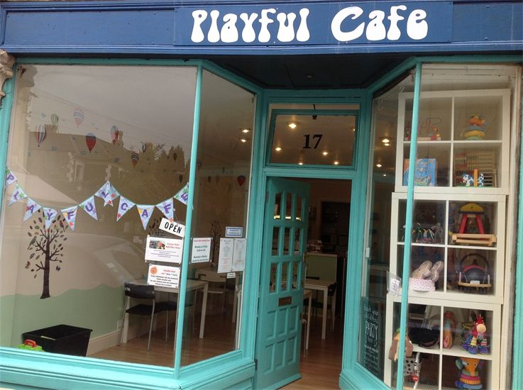 Top Children S Party Venue In Bristol The Playful Cafe Redland