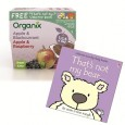Organic and ethical baby food company Organix, has teamed up with Usborne, to run a free book offer with their popular Fruit Pots. When you buy just two packs of […]