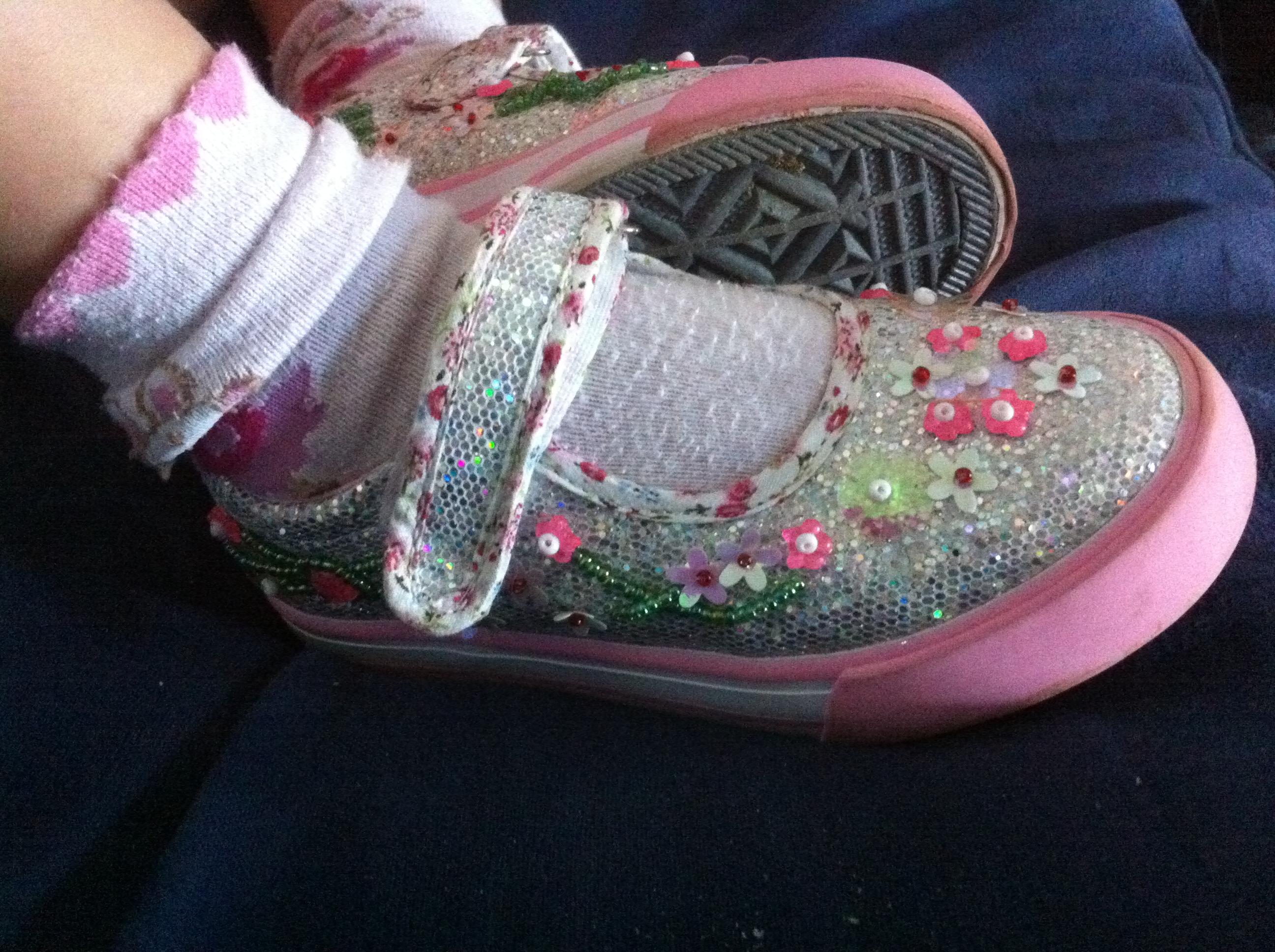 Aldi's Summer Lelli Kelly Styled Shoes