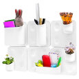 The Urbio wall storage system, is a great way of making your random clutter look attractively arranged, whilst providing a practical solution. You can physically stick your stuff to […]
