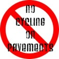 It falls under Rule 64 of he Highway Code: You MUST NOT cycle on a pavement. Laws HA 1835 sect 72 & R(S)A 1984, sect 129. The MUST […]