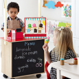 George at Asda, have added some cracking new wooden toys to their range. This non-gender specific wooden play shop and cafe is ideal for encouraging natural business acumen. Will […]
