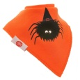 These Hallooween themed dribble bibs from Zippy Suit are fall on the cool side of cute. In pumpkin orange with a kooky spider, it's a simple and comfortable baby […]