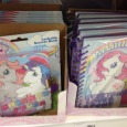 Spotted at Wilkinsons on Union Street Bristol. This original My Little Pony style stationery takes us right back to circa 1984.