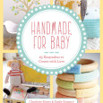 This delightful book takes the reader through 25 keepsakes to make for new mums or new babies. Projects range from simply crafted announcements to ruffle skirts, applique welcome banners […]