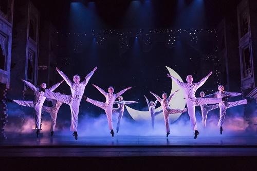 Matthew Bourne's Cinderella on tour at Bristol Hippodrome