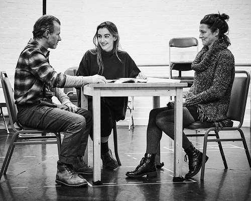 A View From The Bridge Rehearsals_Mark Dawson Photography