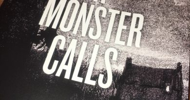 A monster calls bristol old vic