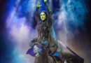 Amy Ross as Elphaba in WICKED UK & Ireland Tour
