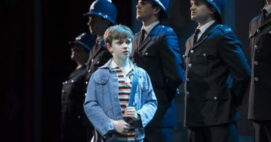 Review: Billy Elliot at The Bristol Hippodrome Review
