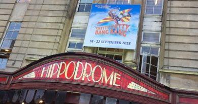 Chitty Chitty Bang Bang Bristol Hippodrome Review BLOC Productions