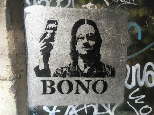 Bono Street Art Bristol