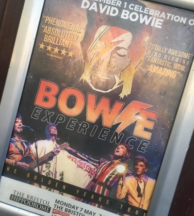Bowie Experience Bristol Hippodrome