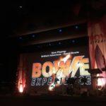 Bowie Experience Stalls Bristol Hippodrome