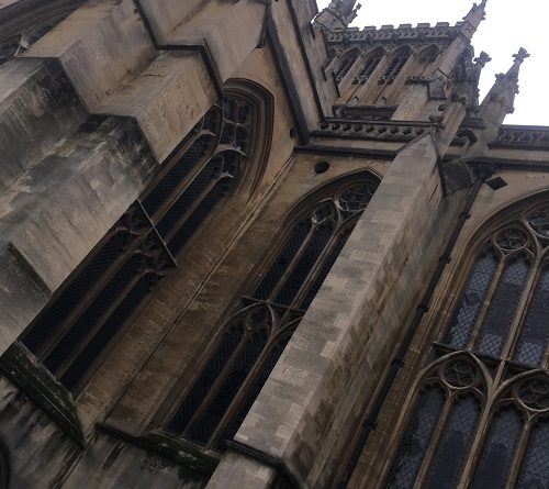 Bristol Cathedral Exterior