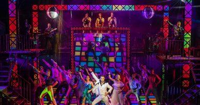 Bristol Hippodrome Saturday Night Fever