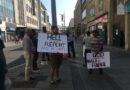 Fundamentalist Group Christian Concern Protest at Bristol Pride