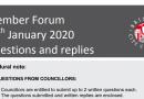 Bristol city council member forum