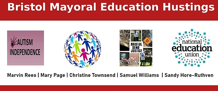Bristol mayor election hustings