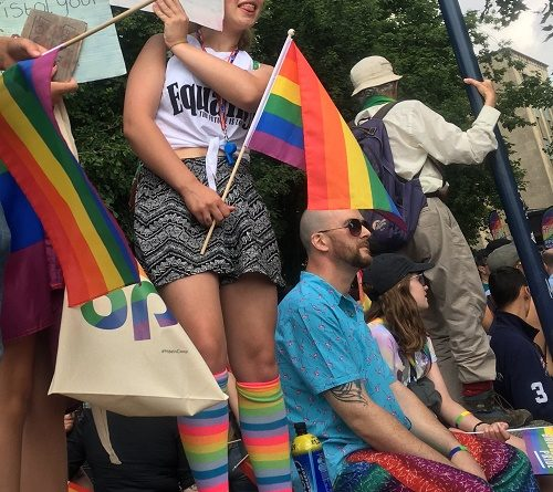 Bristol pride 2018