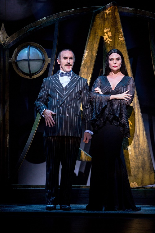 Reviews Theatre Arts Entertainment  sc 1 st  Chopsy Baby & The Addams Family at The Bristol Hippodrome Review - Chopsy Baby ...