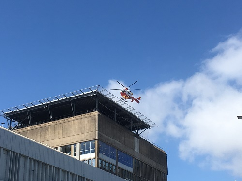 Cornwall Air Ambulance 5
