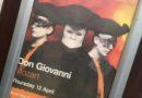 Don Giovanni Welsh National Opera Bristol hippodrome