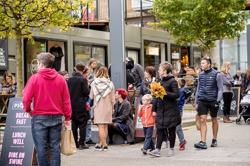 easter activity Bristol wapping wharf