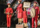 Booking in Bristol: Guys and Dolls at The Bristol Hippodrome July 2016