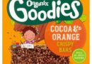 Organix Goodies Launch New Crispy Bars for Toddlers