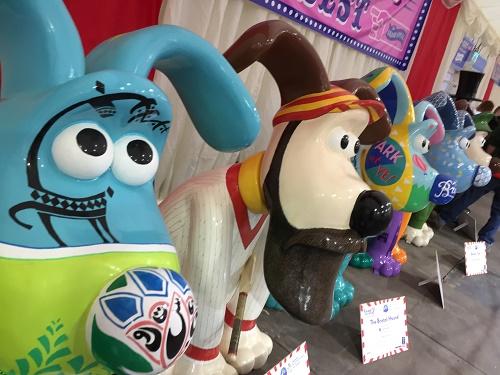 Gromit unleashed exhibition