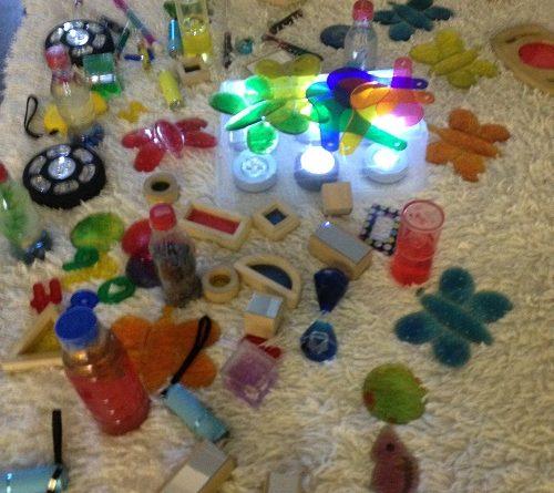 Sensory Space Sensory Play