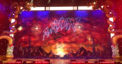 Aladdin Bristol Hippodrome Pantomime