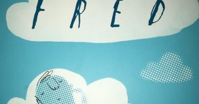 Imaginary Fred by Eoin Colfer and Oliver Jeffers – Review