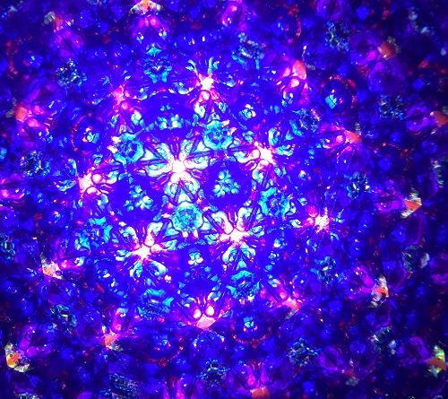 Sensory lights sensory activity