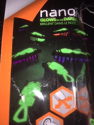 Hexbug Nano Glow in the dark review by Chopsy Baby