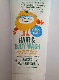Vosene Kids After Swim Hair & Body Wash – Review