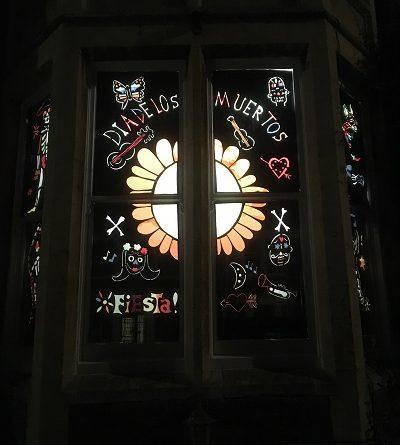 Window Wanderland Southville Bristol 2018