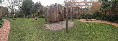 Royal Fort Garden Wooden Hollow