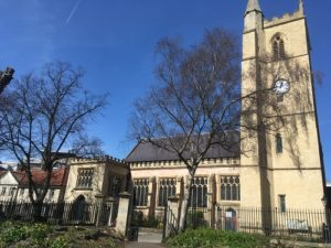 St James Park Bristol