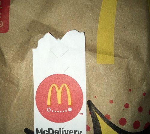 McDonald's Delivery Bristol Ubereats
