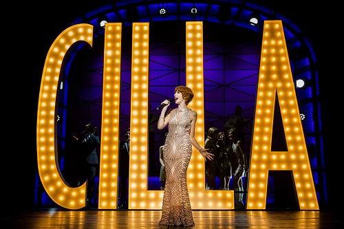 Kara Lily Hayworth (Cilla) - Cilla The Musical - Liverpool Empire at Bristol Hippodrome on tour